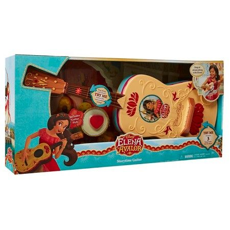 Disney Elena of Avalor Sing and Strum Guitar : Target