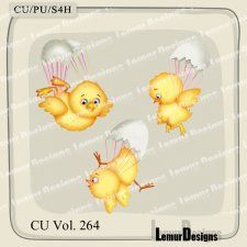 CU Vol. 264 Animals Chick by Lemur Designs cudigitals.com cu commercial scrap scrapbook digital graphics#digitalscrapbooking #photoshop #digiscrap #scrapbooking