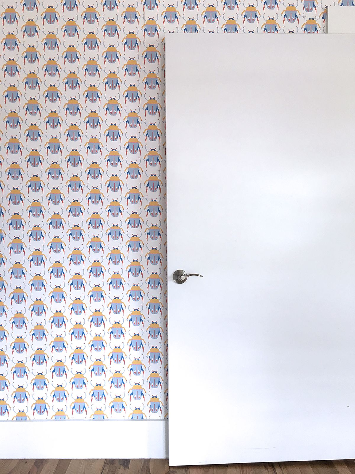 Beetle Print. KatieKimeWallpaper Katie kime wallpaper