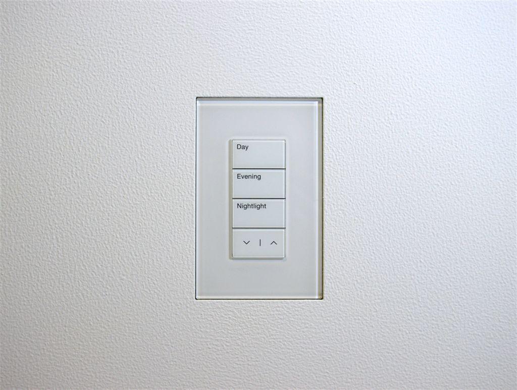 Wall Smart For Lutron Palladiom Us Glass Lutron Lutron