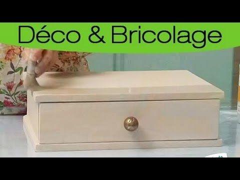 Repeindre un meuble en bois laqué blanc - YouTube Peinture - peindre un meuble laque blanc