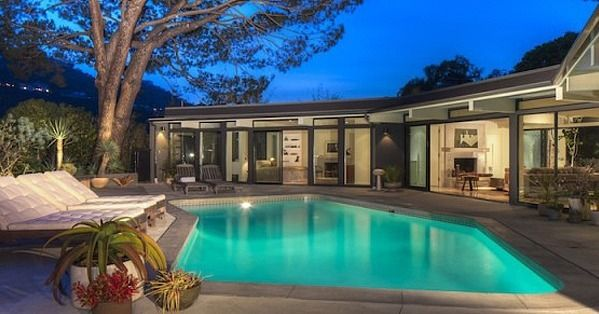 Ellen Degeneres Beverly Hills Home Just Hit The Market Beverly