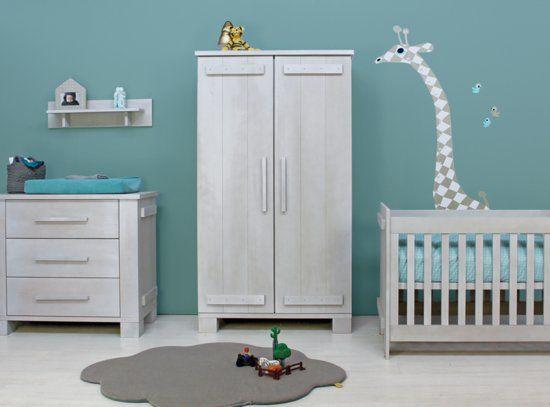 Babykamer Bopita Ideeen : Bopita delige babykamer tim blue wash meubeltjes