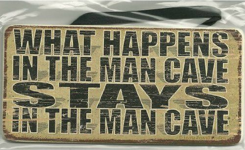 Man Cave Decorative Signs : Personalized man cave sign custom bar signs wood groomsmen