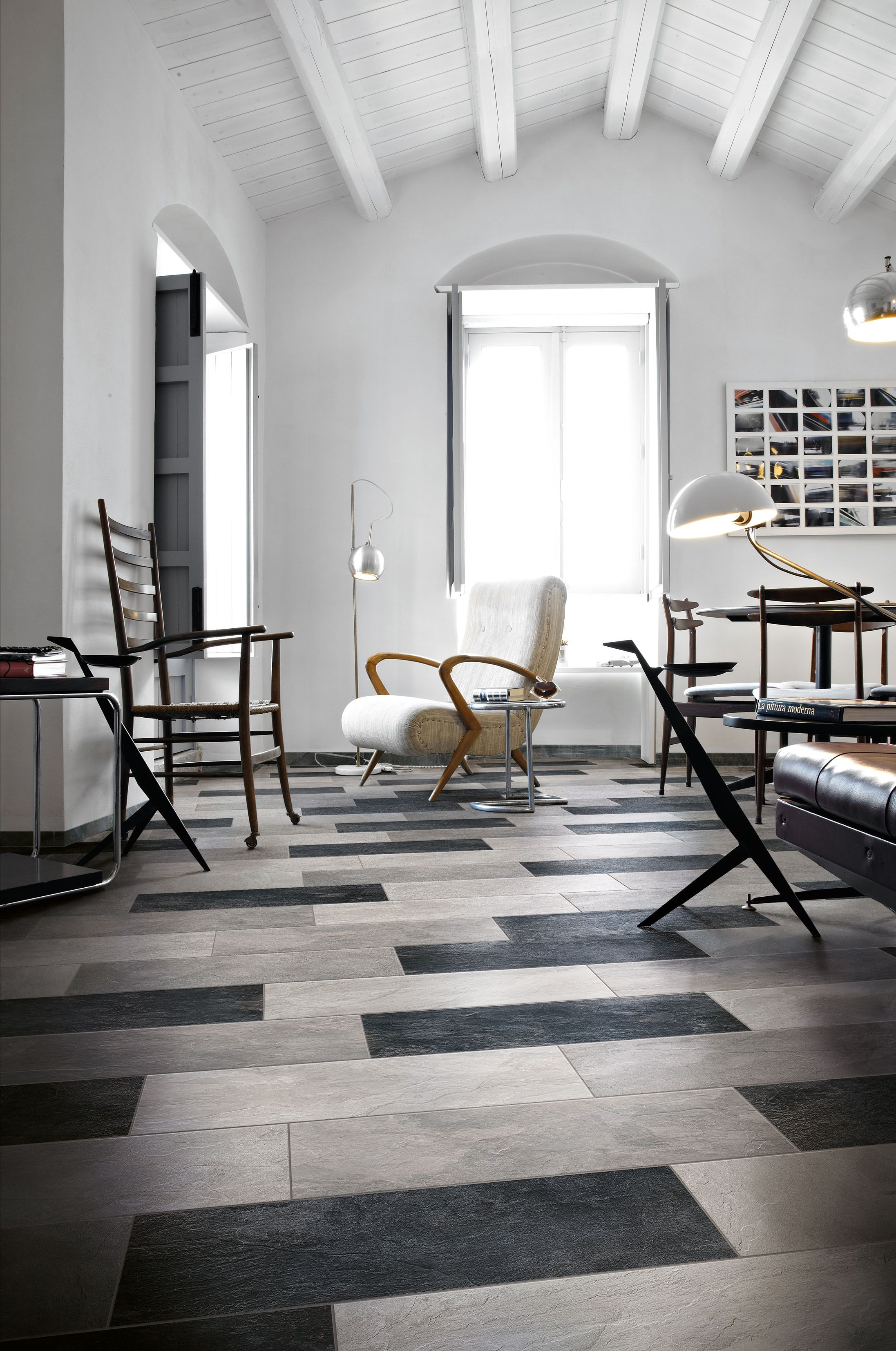 This italian wood like tile is so durable and versatile ardoise this italian wood like tile is so durable and versatile ardoise by porcelain tile flooringporcelain dailygadgetfo Images