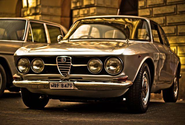 Vintage Car Photographs Photography Pinterest Alfa Romeo