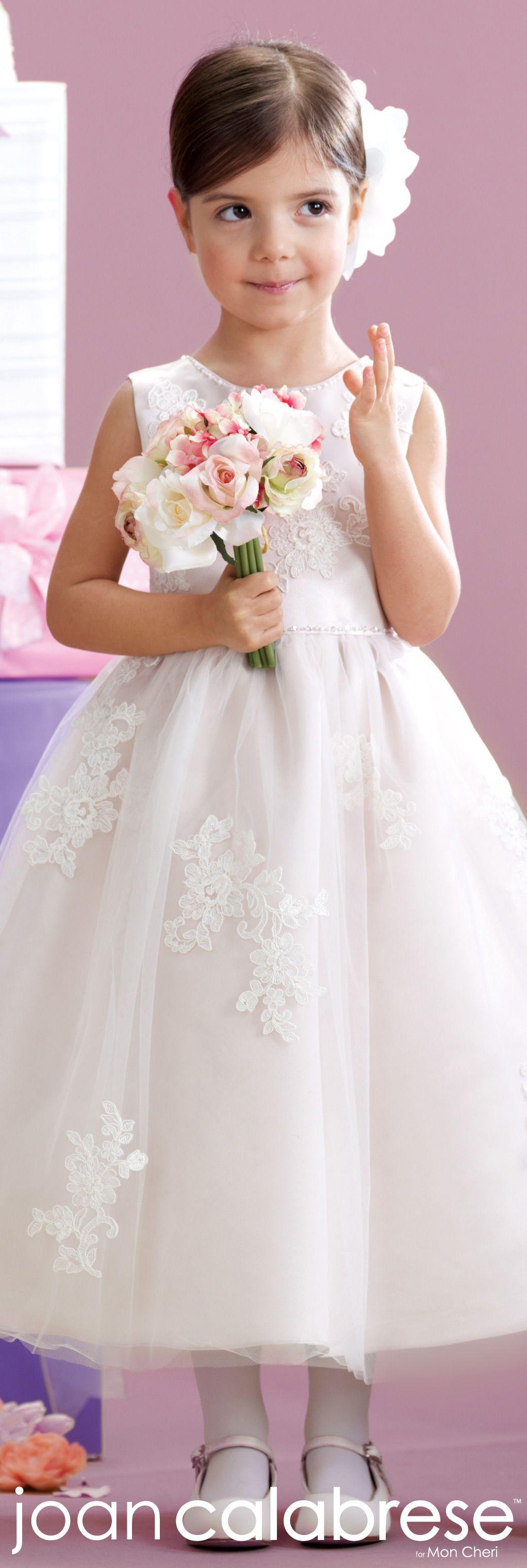 Joan calabrese flower girl dresses casamento sempre é lindo