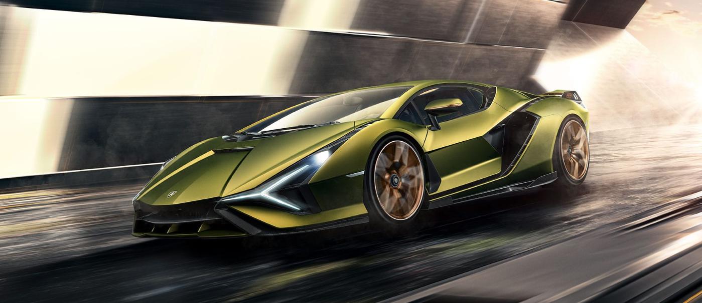 Lamborghini Sian FKP 37 Launched