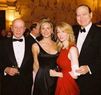 John Adams Morgan With His Ex Wife Sonja Tycoon