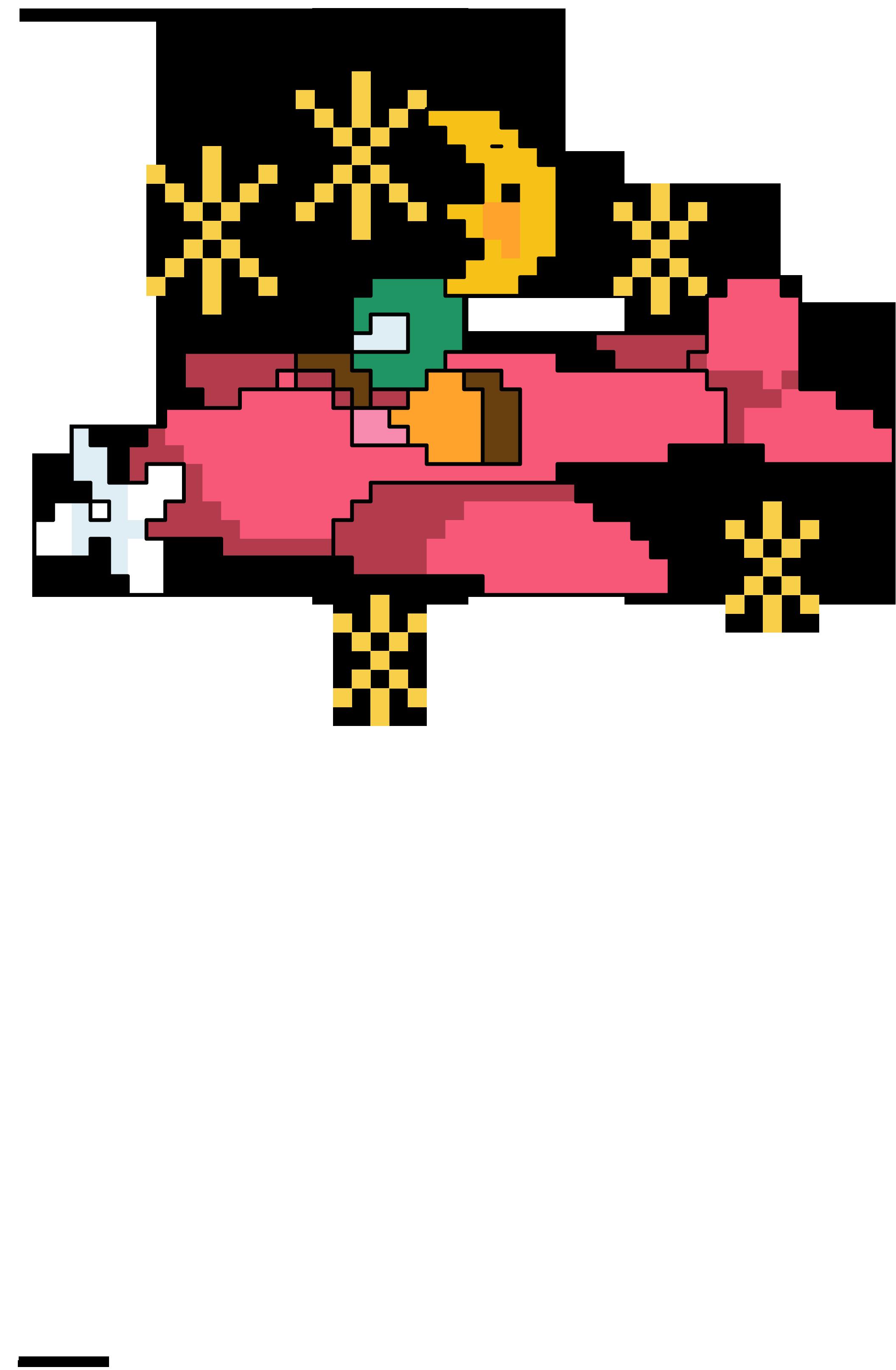 aereo: aereo colorato luna e stelle