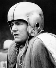 Hall of Famers » JACK CHRISTIANSEN. Detroit Lions. Inducted 1970