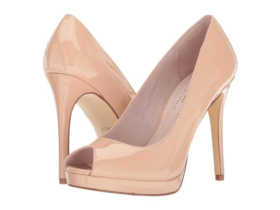 a26dc324c46 Chinese Laundry Fia High Heels Blush Nude Patent | Products | Shoes ...