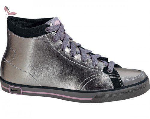 Chaussures de sport argent argent femmes nike shox tr