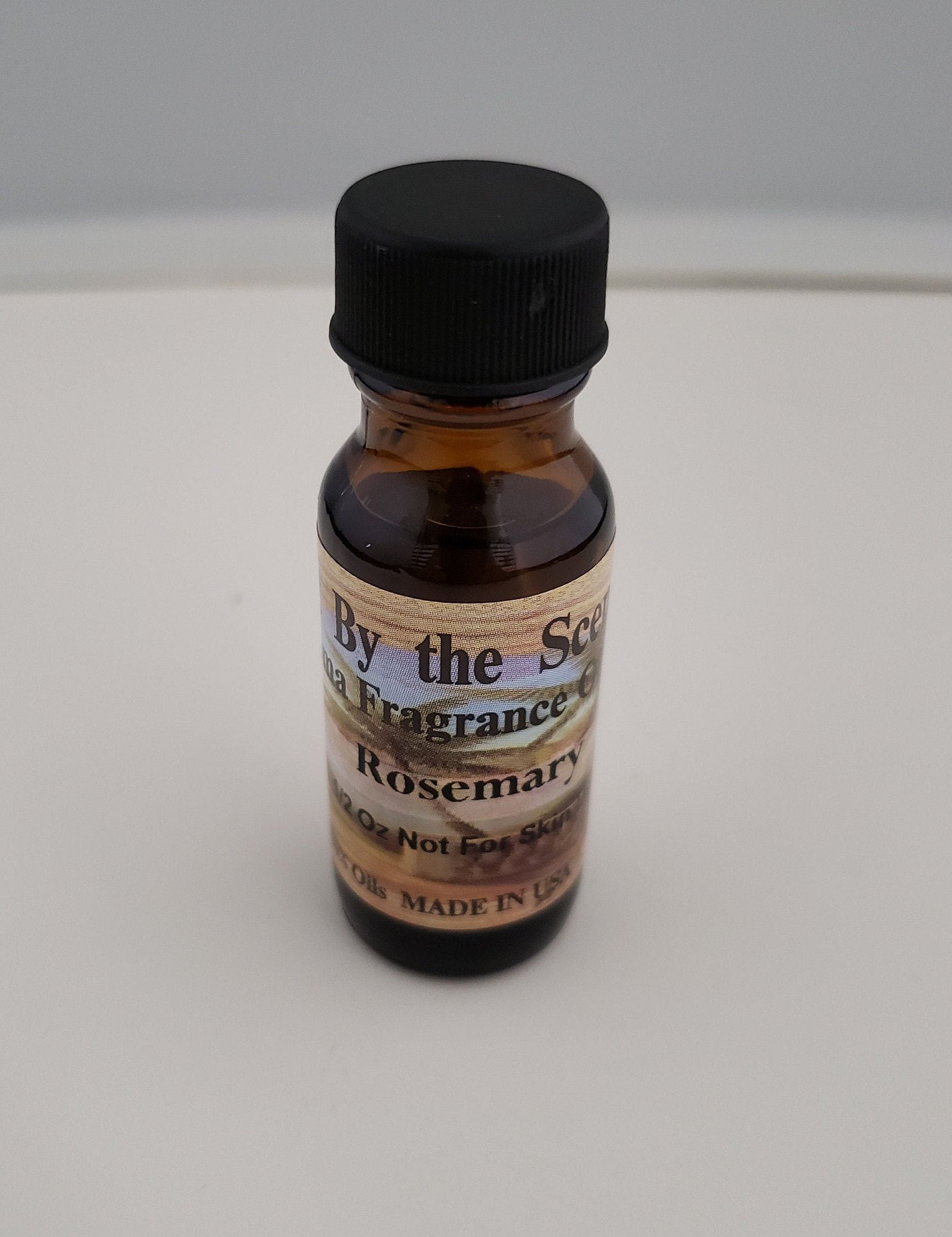 Rosemary Aroma Fragrance Oil Just By The Scents 1 2 Ounce Bottle 100 Oil Made In Usa Fragrance Oil Fragrance Scents