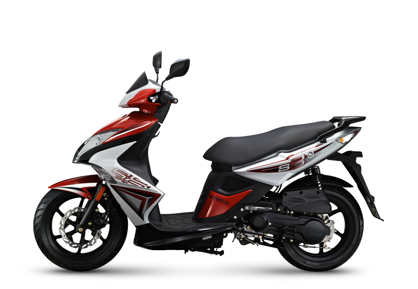 125cc Sports Scooters Kymco Uk 125 Scooter Bike Scooter