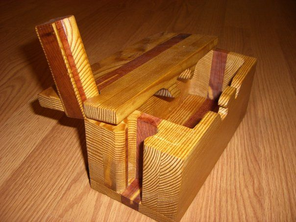 Puzzle Box Projects Hobbies Wooden Puzzle Box Custom Wooden