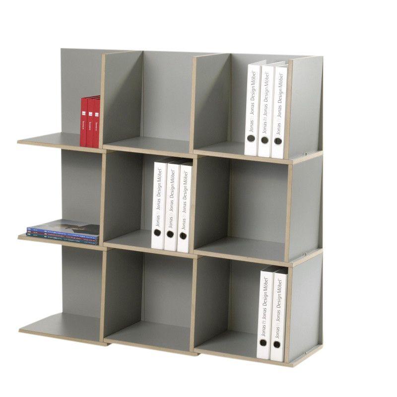 Jonas  Jonas - TRI Regal System Arredo Pinterest Shelf system - designer mobel bucherregal