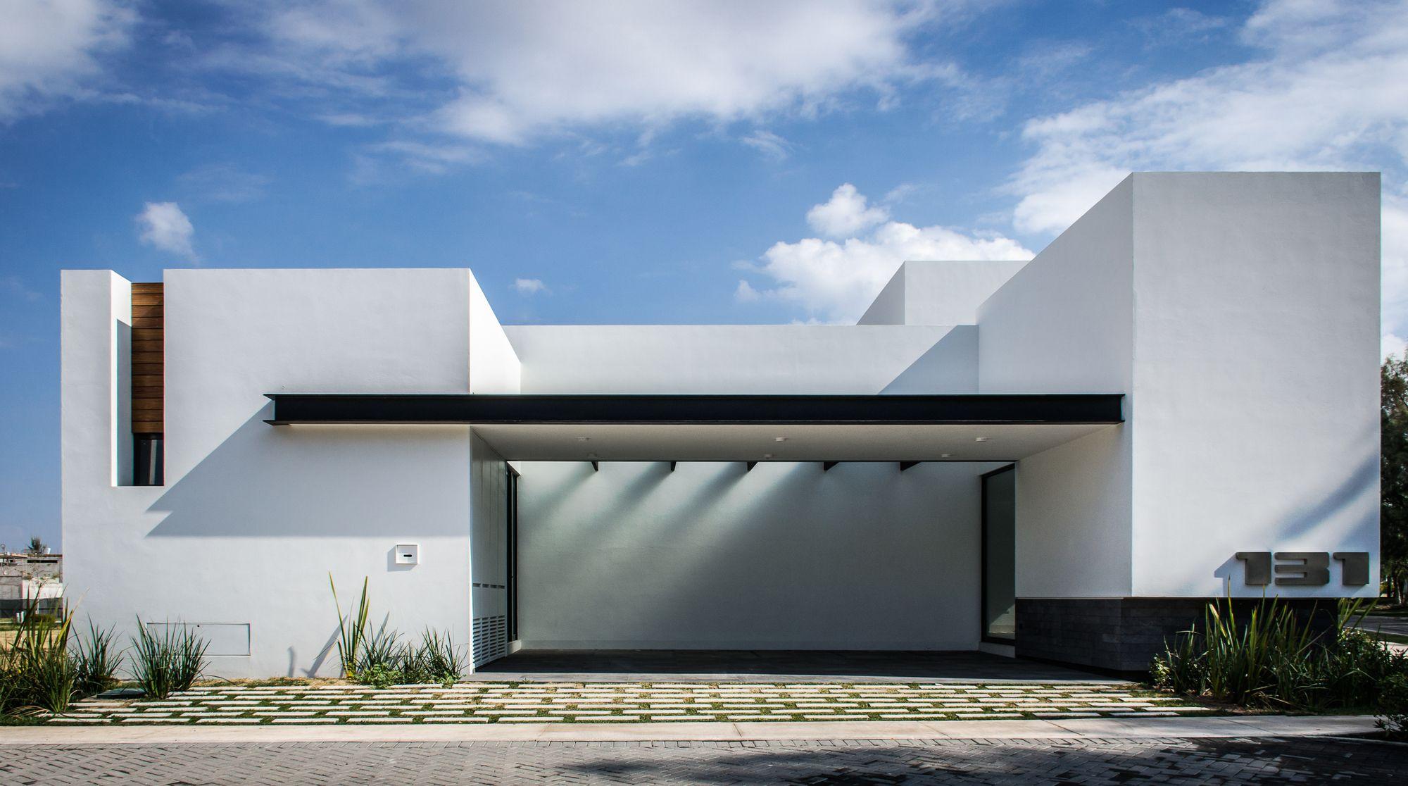 Galer a de casa agr adi arquitectura y dise o interior Arquitectura y diseno de casas modernas