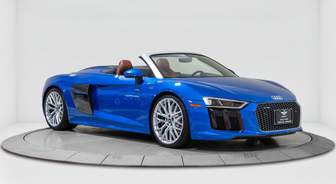 2017 Audi R8 V10 en 2020 Autos