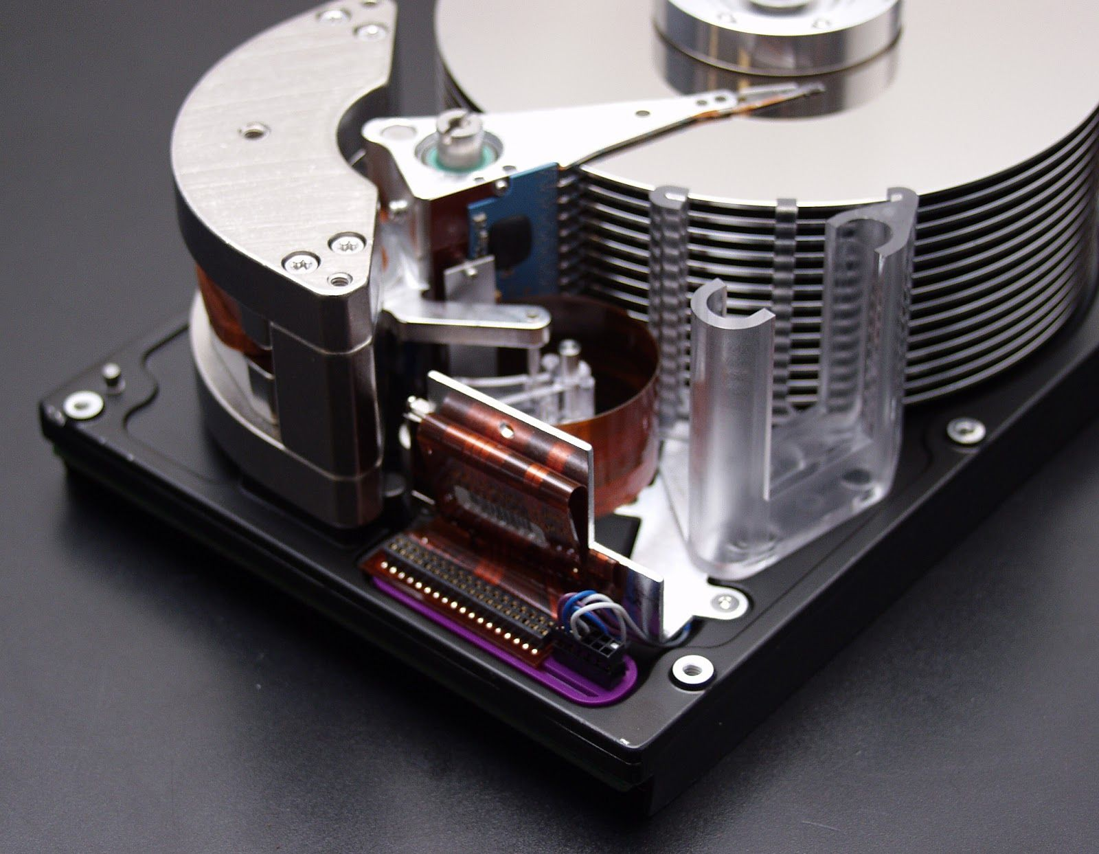 Hard Drive Data Recovery Is The Process Of Taking Backup Of Lost
