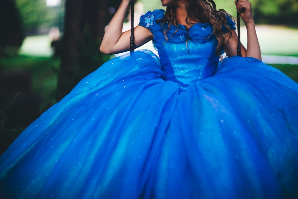 Inside My Cinderella Ball Gown Replica Bella Mae S Designs Ball Gowns Cinderella Dresses Gowns