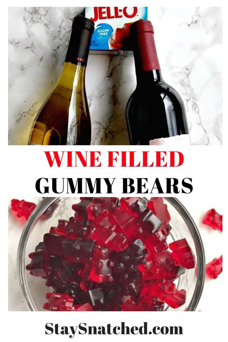 Wine Filled Gummy Bears Make The Perfect Treats For Summer Holidays Christmas Thanksgiving Parties Shots Alcohol Recipes Gummies Recipe Jello Shot Recipes