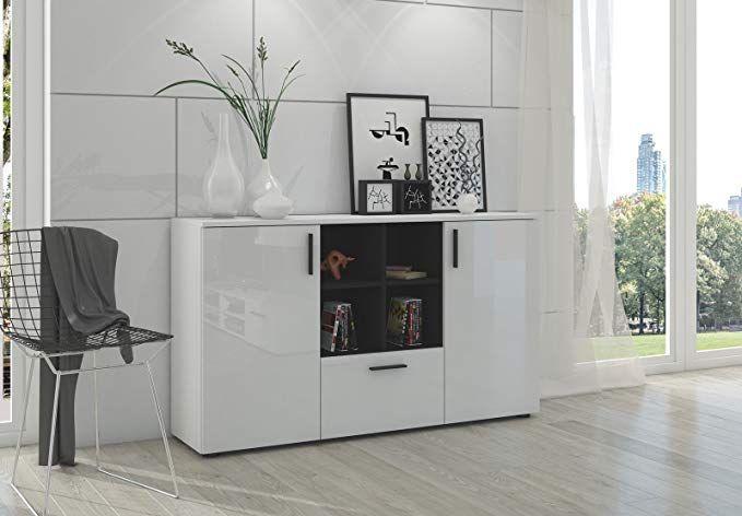 HomeDirectLTD Kommode Dolce Möbel Wohnzimmer modernes