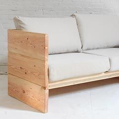 Homemade Modern Elegant Furniture With Open Sourced