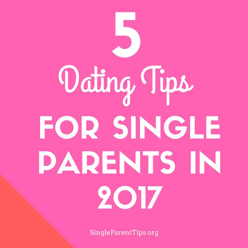 Newly single parent