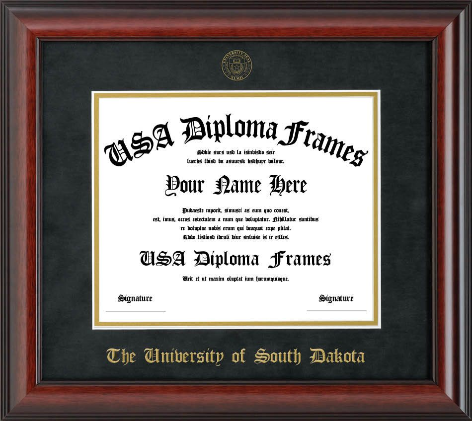 High quality, solid wood, custom diploma frames and designs for The ...