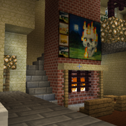 Home Interior Designs In Minecraft Html on