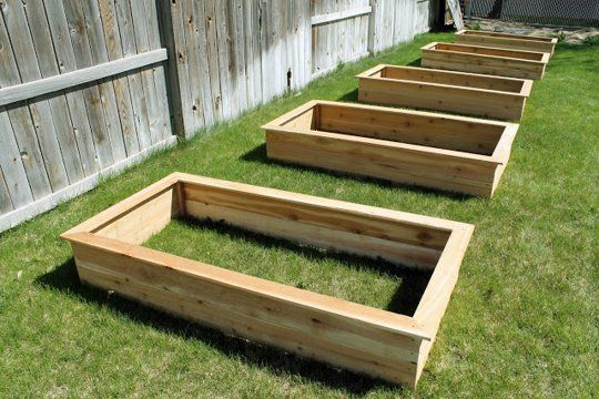 Build Your Own Raised Garden Beds In Less Time Than You Think — Chris Loves Julia