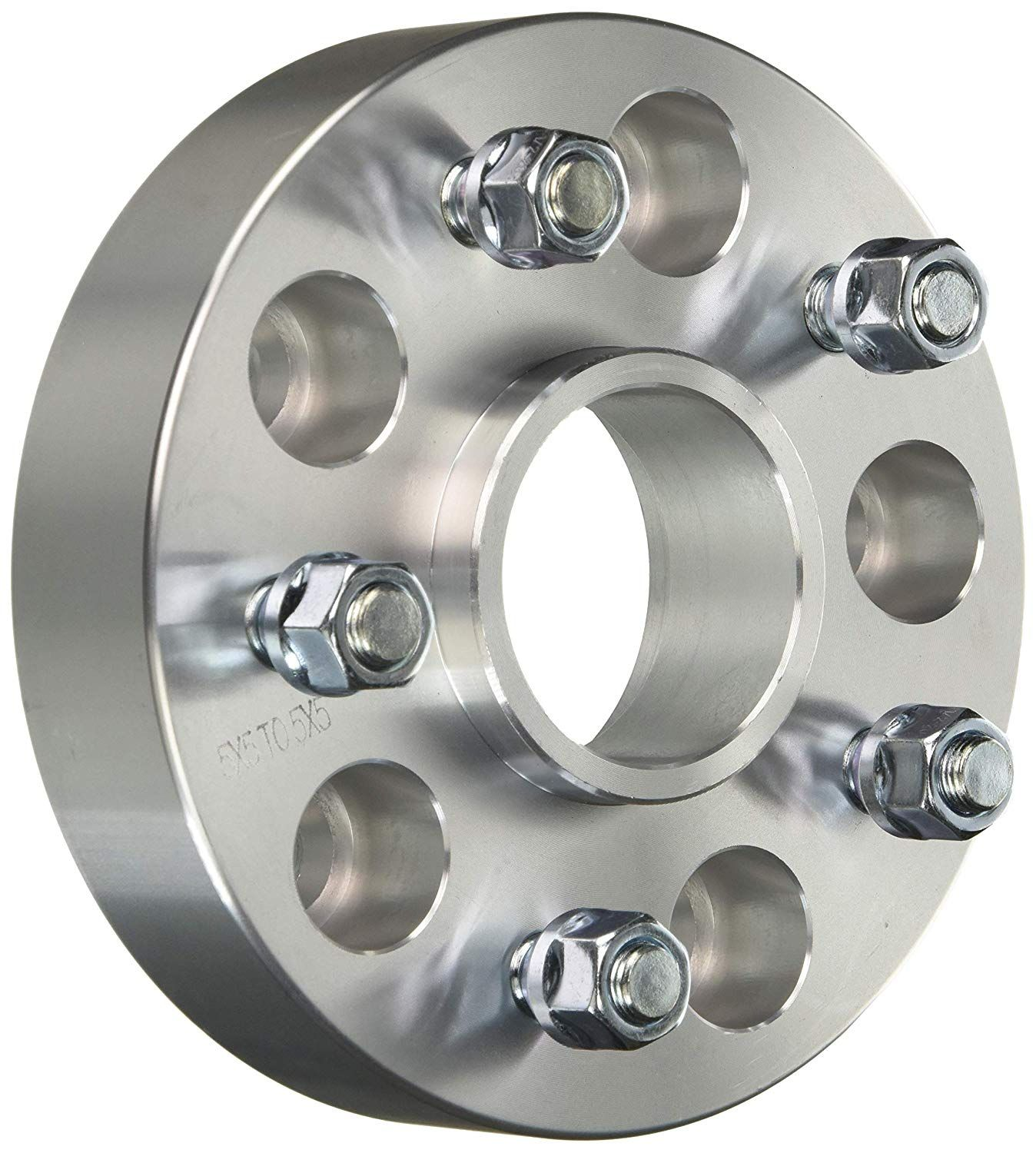 Rough Country 1091 1 5 Inch Wheel Spacer Pair 5 By 5 Inch