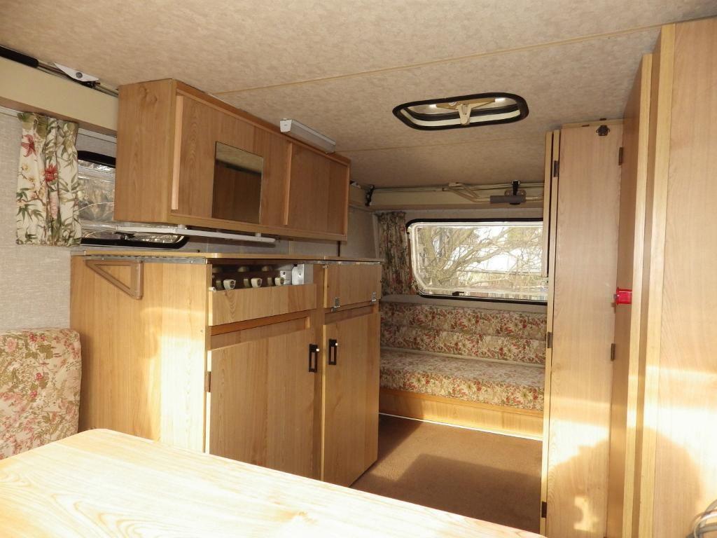 CI Sprite Compact Pop Top Caravan