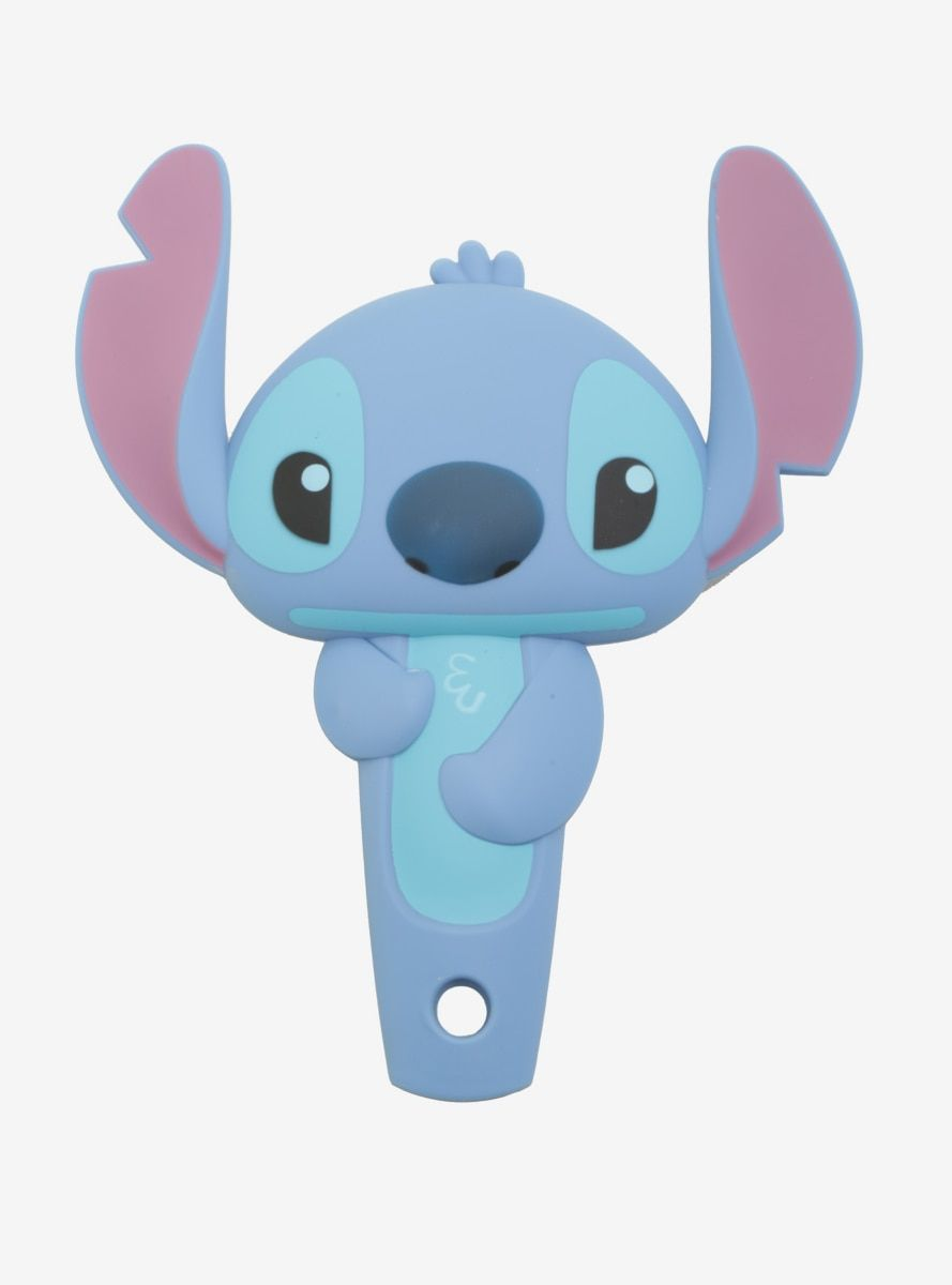 Loungefly Disney Lilo Stitch Character Hair Brush Pijama De