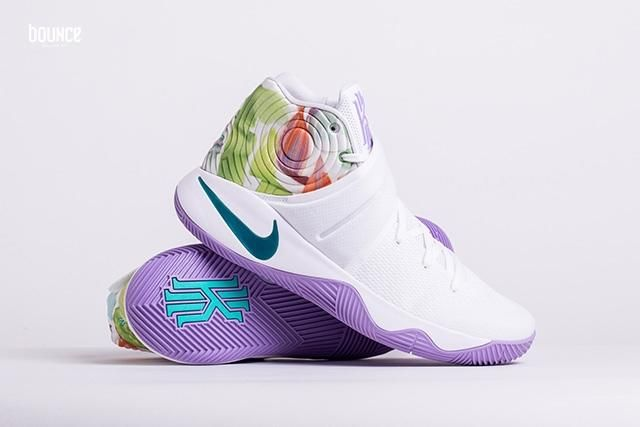 meet baccc d256e Check out these clean images of the Nike Kyrie 2 Easter set to release next  month for  125.