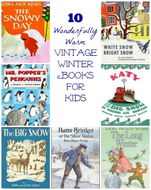 Winter Book Ideas