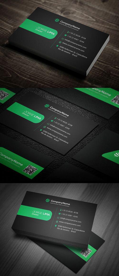 26 High Quality Modern Business Cards Design | Inspiration ...