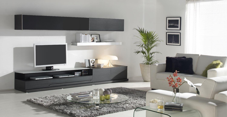 modular salon moderno - Como Decorar Un Salon Moderno
