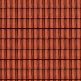 Textures Texture Seamless Portuguese Clay Roof Tile