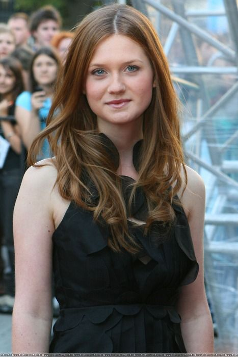 Everything Harry Potter Harry Potter Ginny Bonnie Wright Bonnie Francesca Wright