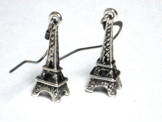 Dainty little Eiffel Towers