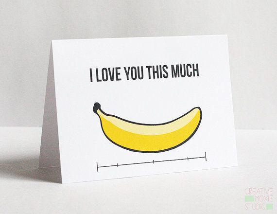 Reddit Meme Banana Scale Love Card Valentine Day Cards Cards Love Cards