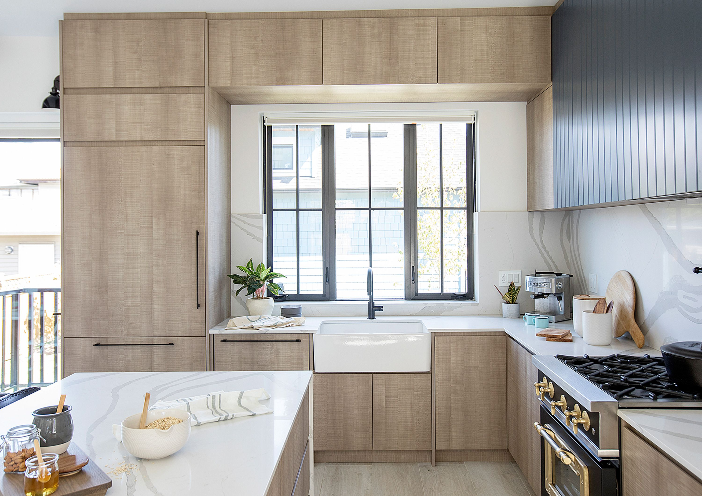 Willkommen zu hause design bilder une maison de style contemporain par pure design  planete deco a