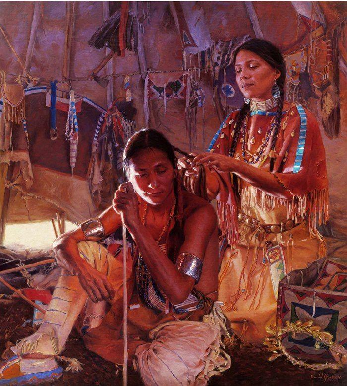 Symbols American Eternal Love Native