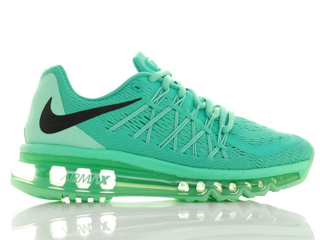 best loved a078f f7246 New Women s Nike Air Max 2015 Running Shoes Mint Green 698903 303   eBay