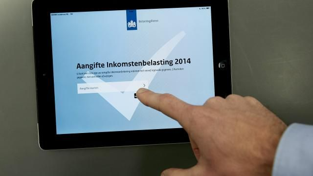 Belasting-app meest gedownload in Nederland | NU - Het laatste nieuws het eerst op NU.nl
