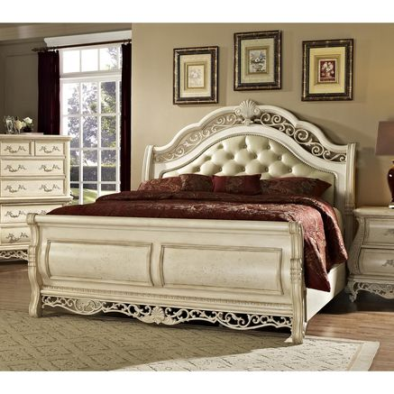 'Marquis'  Sleigh Bed