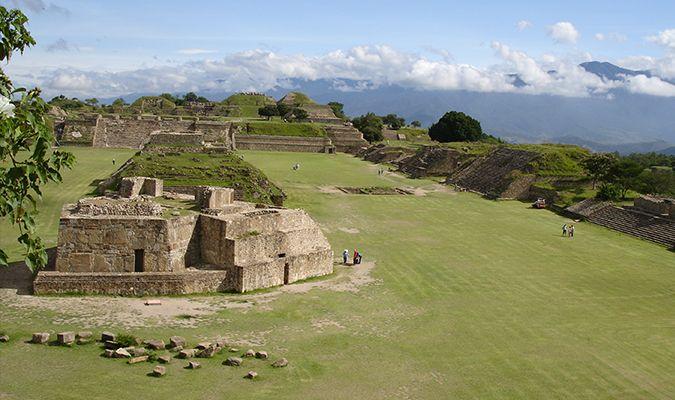 Oaxaca Culture Monte Alban