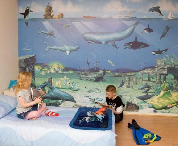 Under The Sea · Wall Murals ...